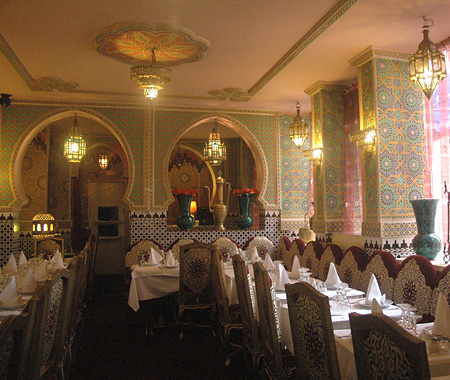 Restaurant paris 17